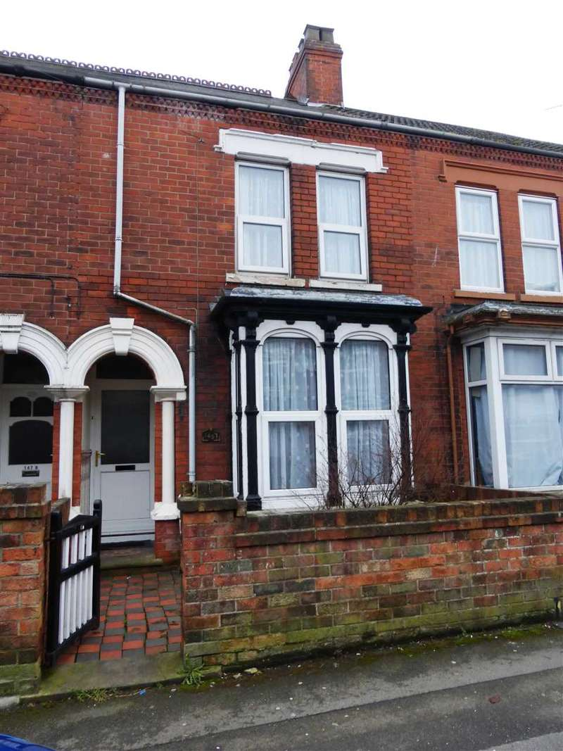 3 Bedrooms Terraced House for sale in Mary Street, Scunthorpe