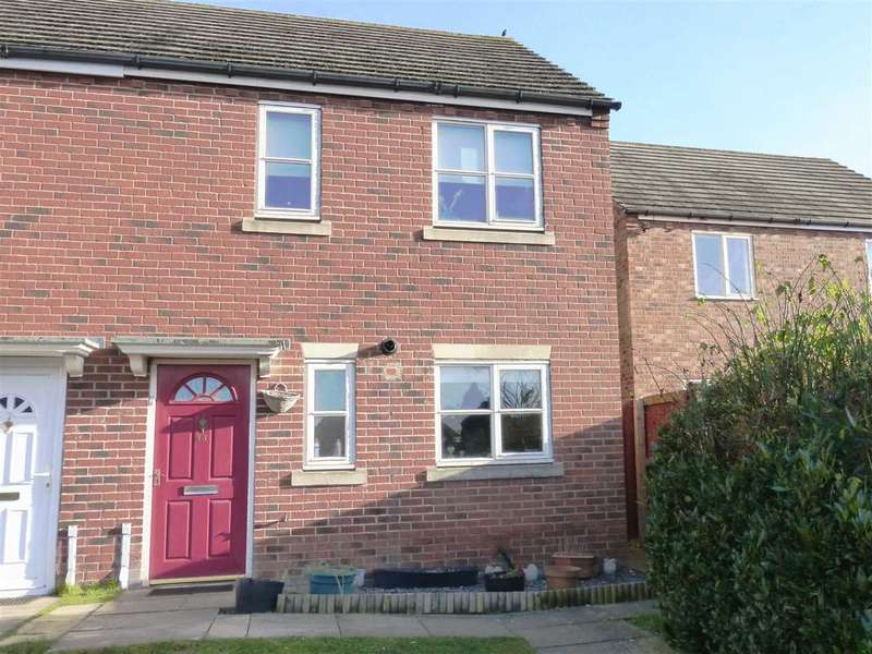 3 Bedrooms Semi Detached House for sale in Temple Road, Scunthorpe