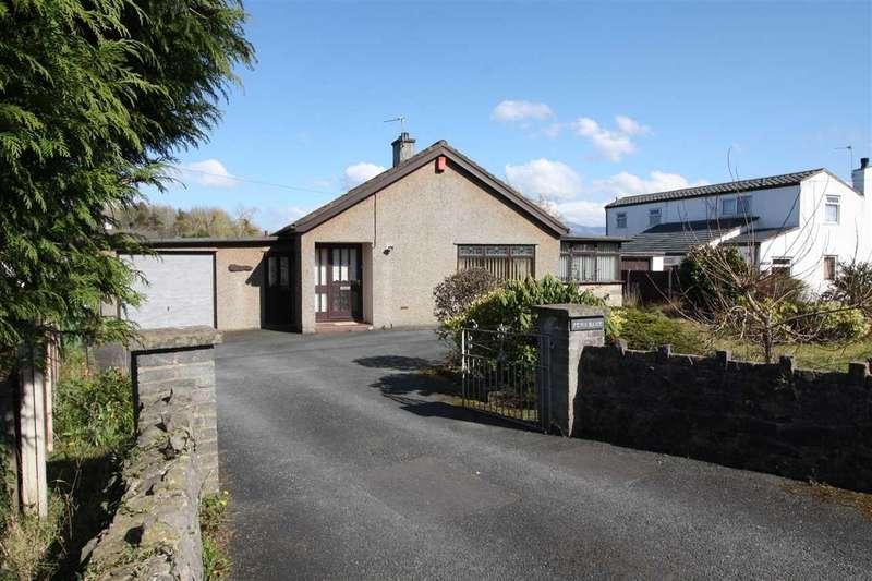 3 Bedrooms Detached Bungalow for sale in Fernbank, Lon Refail, Llanfairpwll