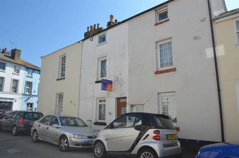 3 Bedrooms Terraced House for sale in Princes Street, Dawlish