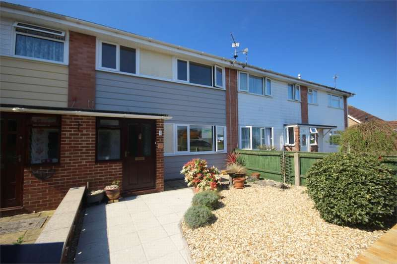 3 Bedrooms Terraced House for sale in Leyside, CHRISTCHURCH, Dorset