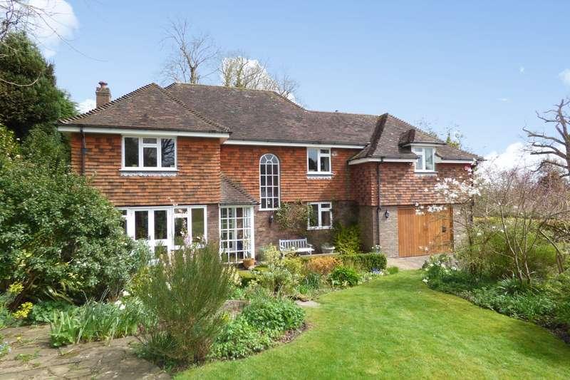 4 Bedrooms Detached House for sale in June Lane, Midhurst, GU29