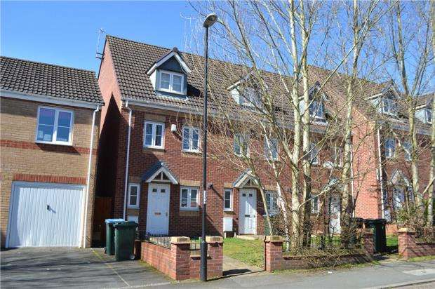 3 Bedrooms End Of Terrace House for sale in Cobb Close, Coventry, West Midlands