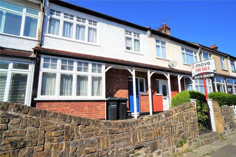 3 Bedrooms Terraced House for sale in Woodfield Avenue, Gravesend, Kent, DA11