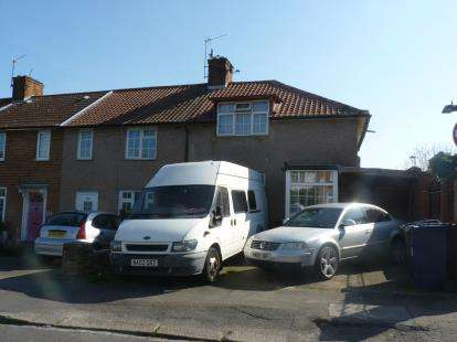 2 Bedrooms End Of Terrace House for sale in Dryfield Road, Edgware