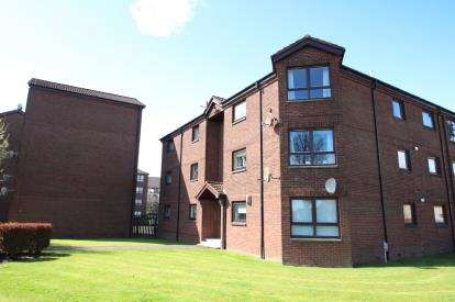 1 Bedroom Flat for sale in McLean Place, Paisley