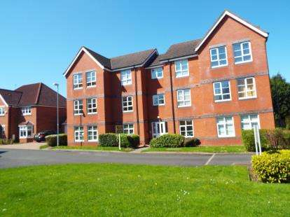 2 Bedrooms Flat for sale in Lea Green Drive, Wythall, Birmingham