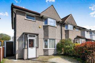 3 Bedrooms Semi Detached House for sale in Blacklands Road, Catford, .