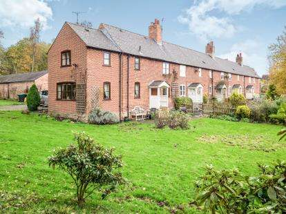 4 Bedrooms End Of Terrace House for sale in Grange Cottages, Papplewick, Nottingham, Nottinghamshire