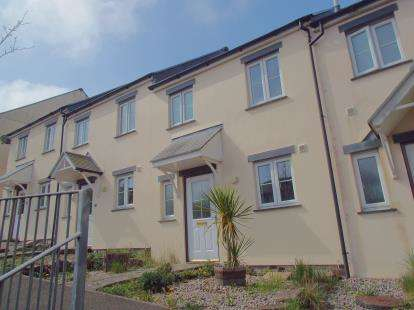 3 Bedrooms Terraced House for sale in Dennison Road, Bodmin, Cornwall
