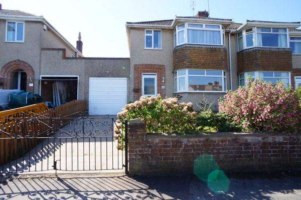 3 Bedrooms House for sale in Westbourne Road, Downend, Bristol, BS16 6RX