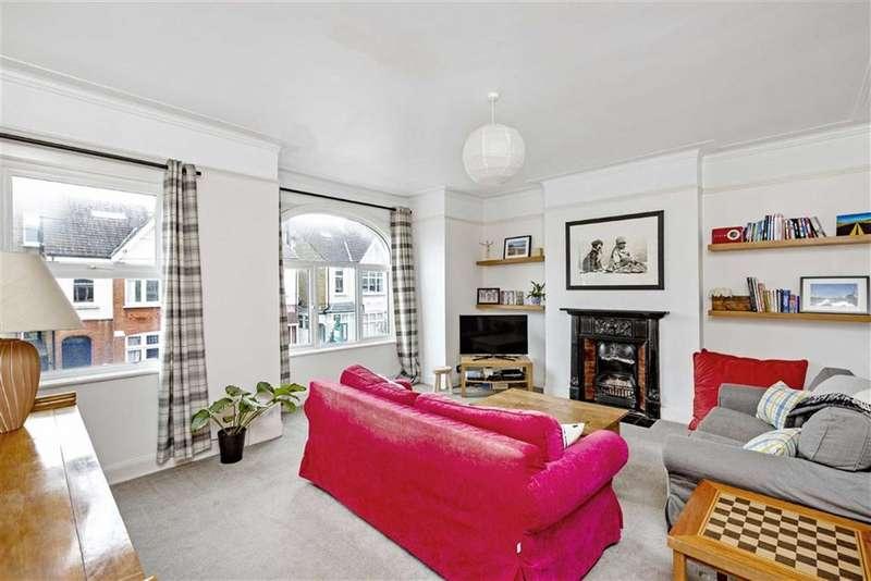 4 Bedrooms Maisonette Flat for sale in Ribblesdale Road, Furzedown
