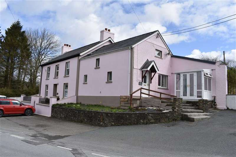 5 Bedrooms House for sale in Cwrtnewydd, Llanybydder