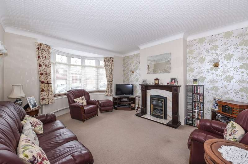 3 Bedrooms Semi Detached House for sale in Montbelle Road, London SE9
