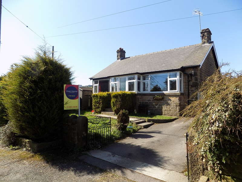 3 Bedrooms Detached Bungalow for sale in School Road, Peak Dale