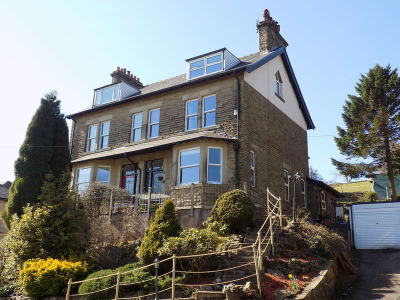 5 Bedrooms Semi Detached House for sale in Lightwood Road , Buxton