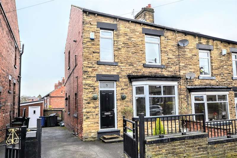 3 Bedrooms Semi Detached House for sale in Locke Avenue, Barnsley, S70 1QH