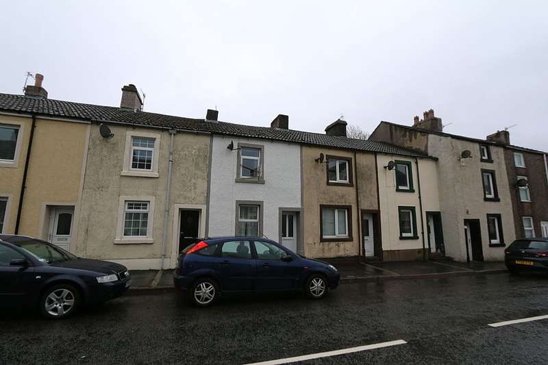 2 Bedrooms Terraced House for sale in Ennerdale Road, Cleator Moor, Cumbria, CA25 5LJ