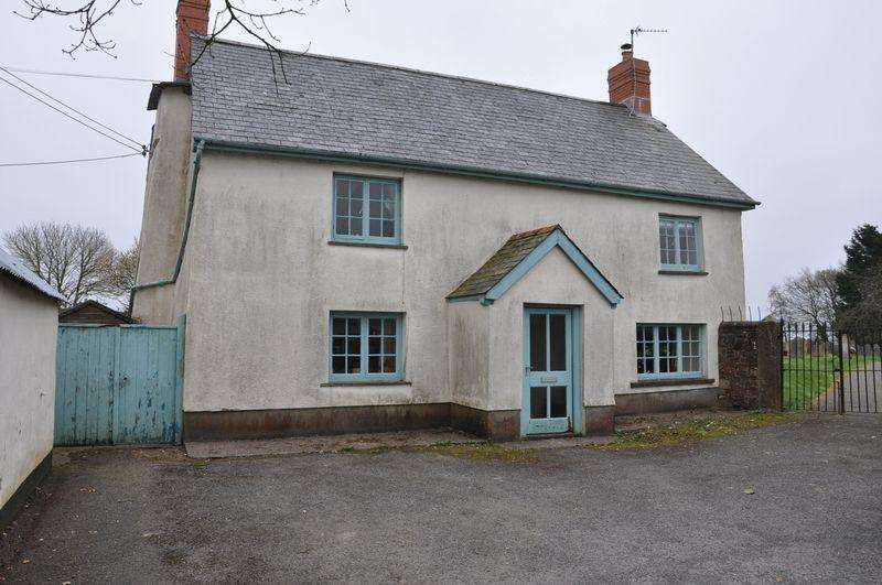 3 Bedrooms Detached House for sale in Church Gate, Burrington, Umberleigh