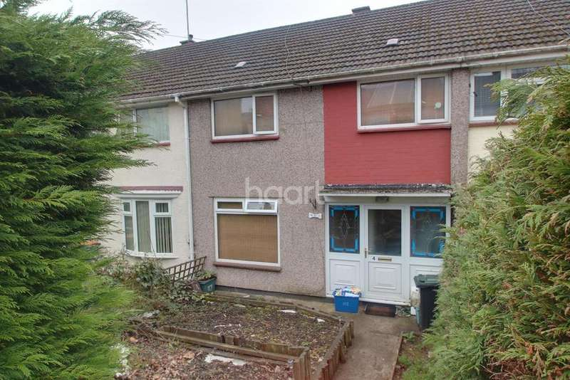 3 Bedrooms Terraced House for sale in Darent Close, Bettws, Newport, NP20