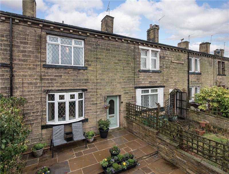 2 Bedrooms Unique Property for sale in Olive Terrace, Bingley, West Yorkshire
