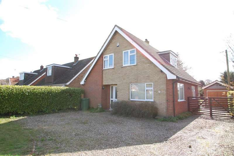 3 Bedrooms Detached House for sale in Salhouse Road, Rackheath