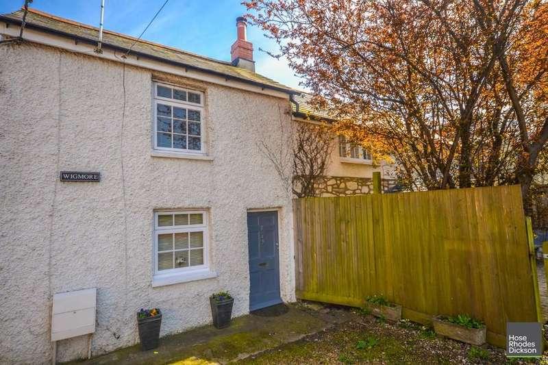1 Bedroom Semi Detached House for sale in Lane End Road, Bembridge
