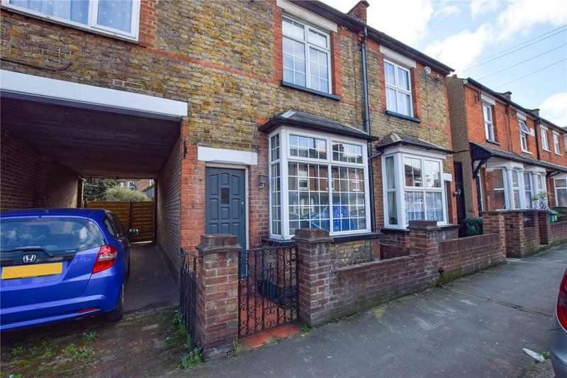 2 Bedrooms Terraced House for sale in Cromer Road, Watford, Hertfordshire, WD24