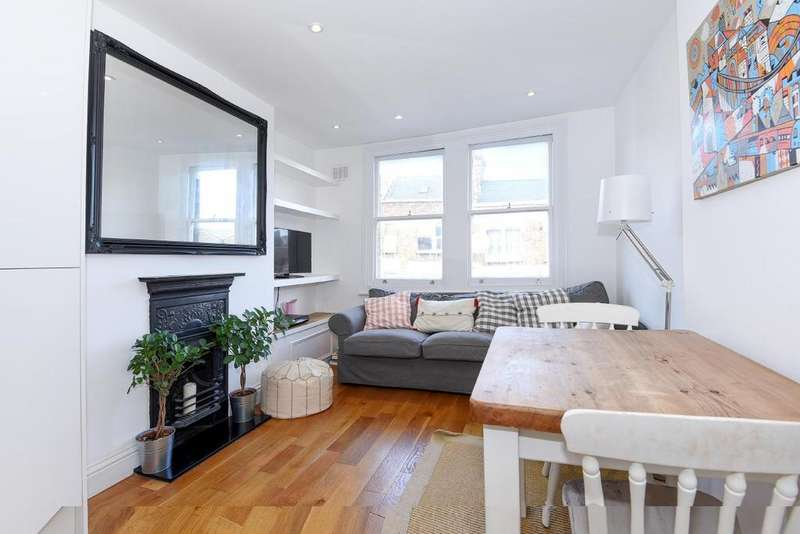 2 Bedrooms Flat for sale in Gascony Avenue, West Hampstead