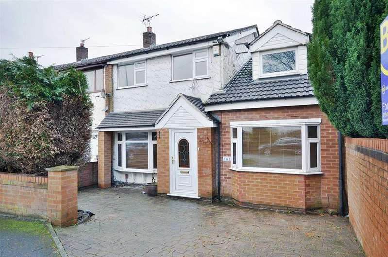 4 Bedrooms End Of Terrace House for sale in Westleigh Lane, Leigh