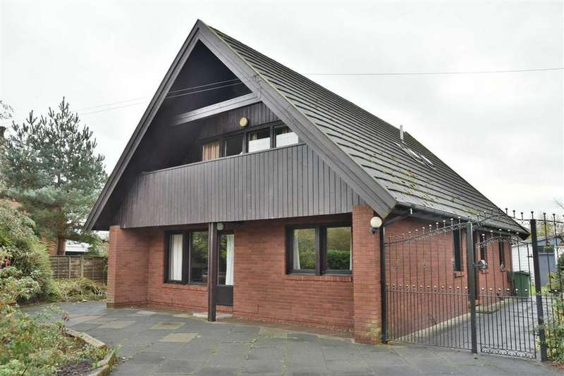 4 Bedrooms Detached House for sale in Wigan Road, Leigh