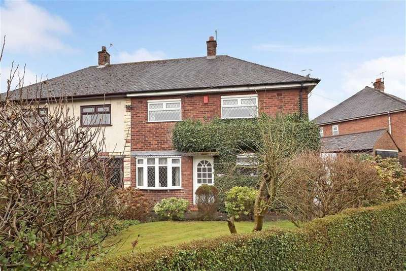 3 Bedrooms Semi Detached House for sale in Leek Road, Abbey Hulton, Stoke-on-Trent