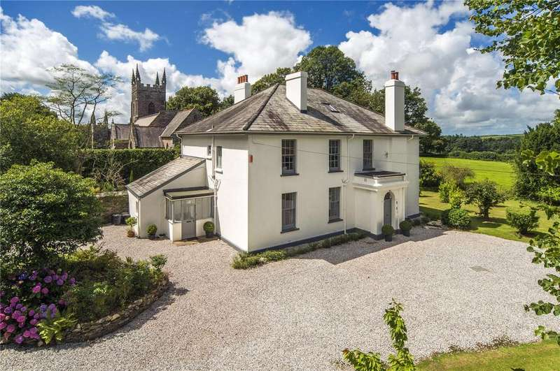 6 Bedrooms Unique Property for sale in Werrington, Near Launceston, Cornwall, PL15