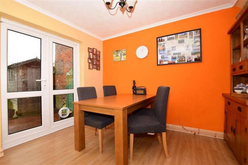 3 Bedrooms Terraced House for sale in Chiltington Close, Burgess Hill, West Sussex