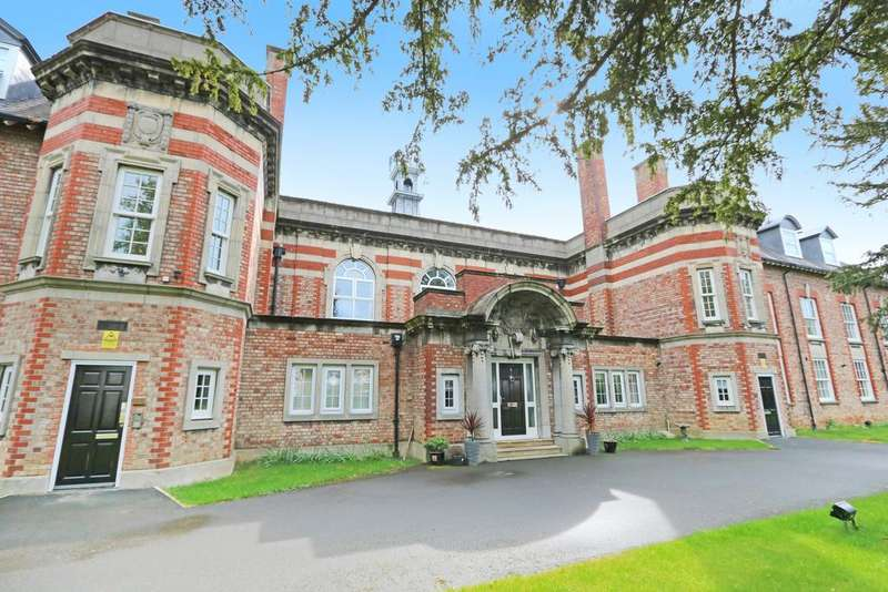 2 Bedrooms Flat for sale in The Old College, Roman Road, Linthorpe TS5