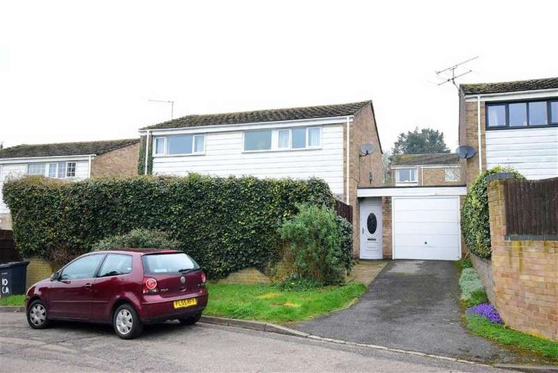 4 Bedrooms Link Detached House for sale in Chestnut Avenue, Caversham, Reading