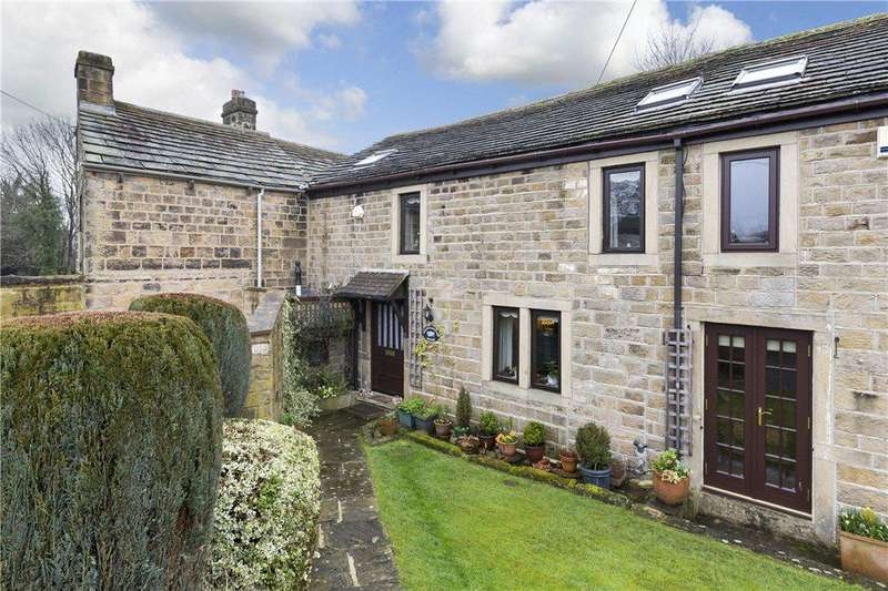 4 Bedrooms Barn Conversion Character Property for sale in Weathervane House, Corn Mill Lane, Burley in Wharfedale, Ilkley