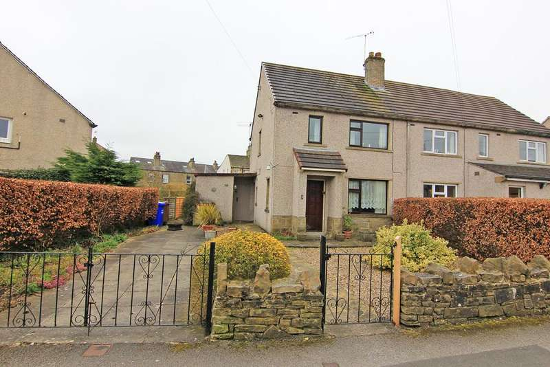 2 Bedrooms Semi Detached House for sale in 3 Neville Road, Gargrave