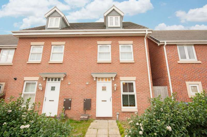 4 Bedrooms Semi Detached House for sale in Clough Close, Linthorpe TS5