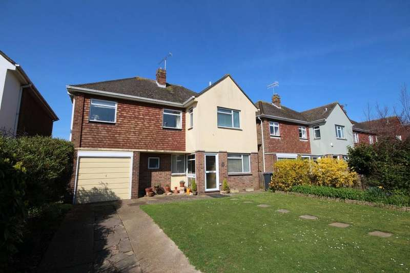 3 Bedrooms Detached House for sale in The Boulevard, Worthing BN13 1JZ