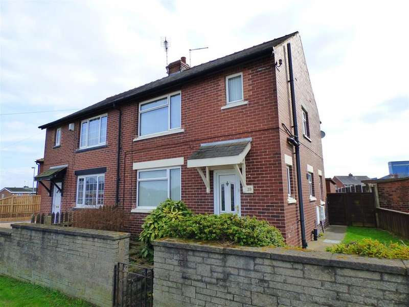 3 Bedrooms Semi Detached House for sale in Spawd Bone Lane, Knottingley