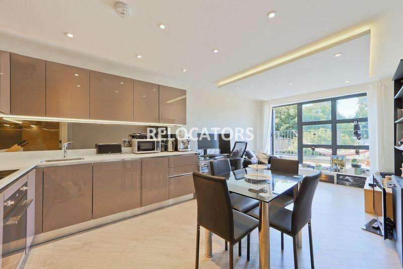 1 Bedroom Apartment Flat for sale in STUNNING 1 BEDROOM APARTMENT