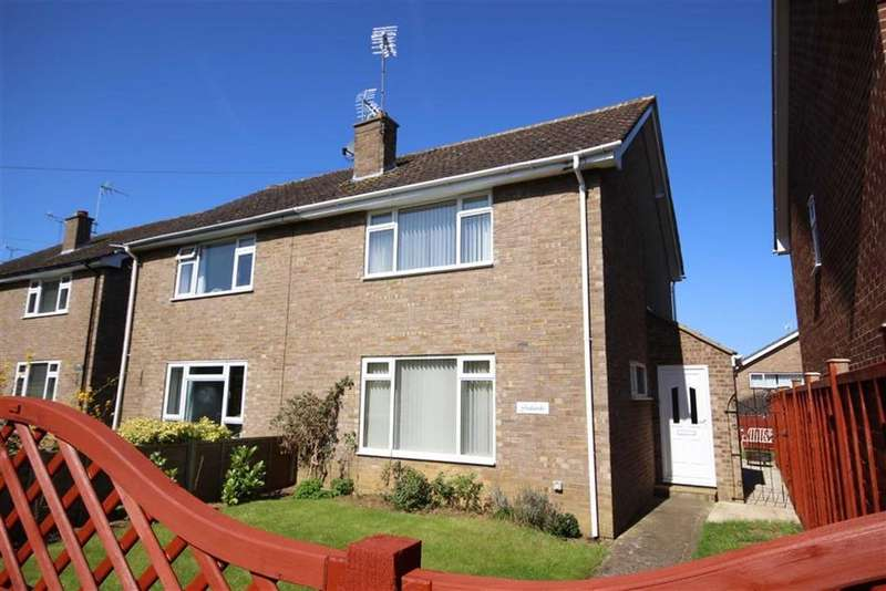 3 Bedrooms Semi Detached House for sale in Main Road, Shurdington, Cheltenham, GL51