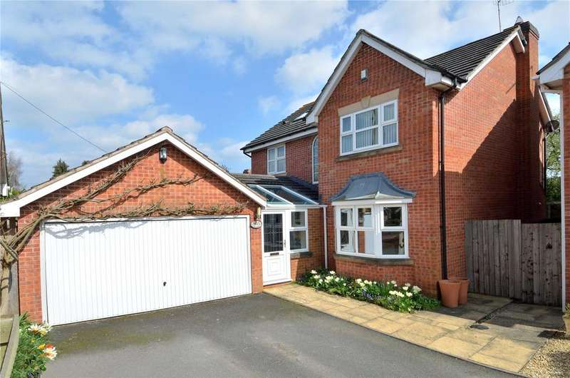 5 Bedrooms Detached House for sale in High Street, Inkberrow, Worcestershire