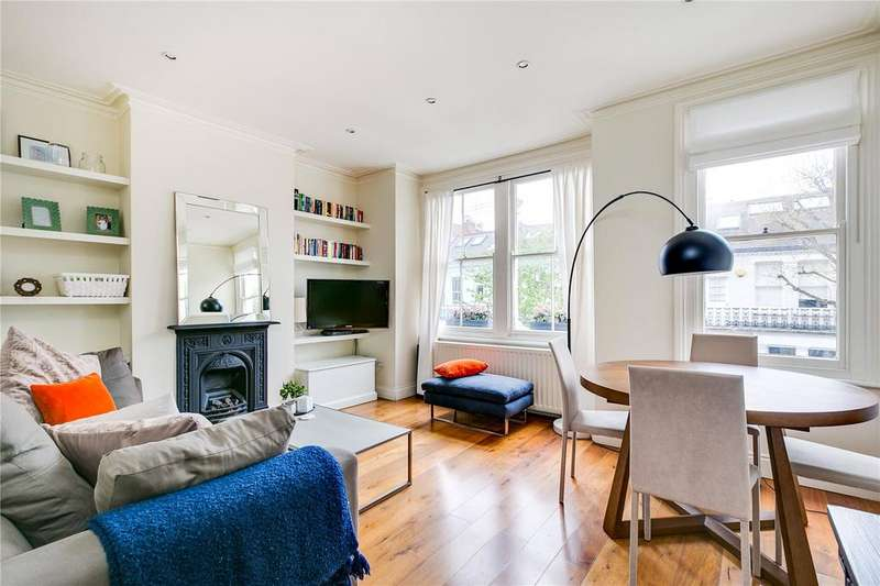 2 Bedrooms Flat for sale in Allestree Road, Fulham, London