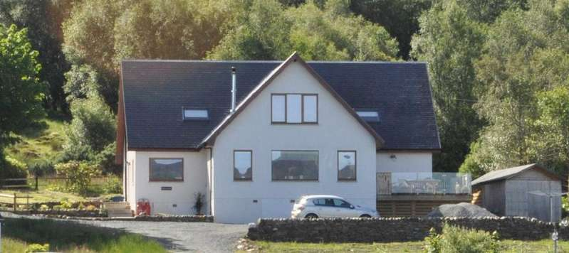 5 Bedrooms Detached House for sale in Waternish, Strachur, CAIRNDOW, PA27 8BY