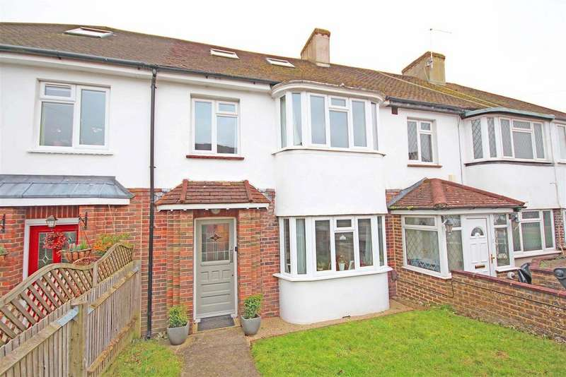 4 Bedrooms Terraced House for sale in Singleton Road, Brighton