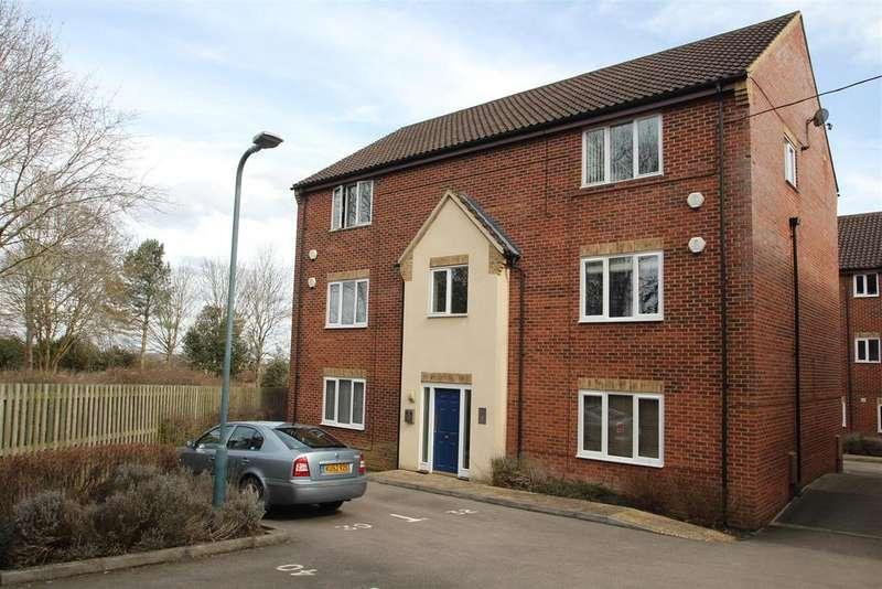 1 Bedroom Apartment Flat for sale in Kirkwood Grove, Medbourne, Milton Keynes