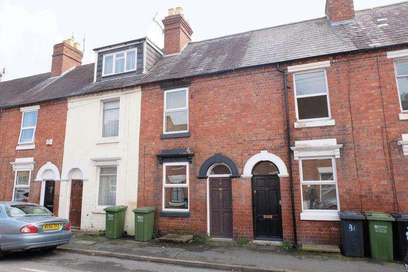 2 Bedrooms Terraced House for sale in Lorne Street, Kidderminster DY10 1SX