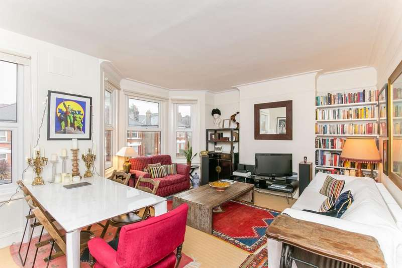 3 Bedrooms Flat for sale in Holland Road, London